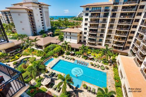 Beach Villas at Ko Olina Ocean VIew 2 Bed
