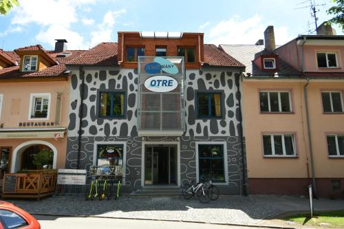Apartments Otre Frymburk