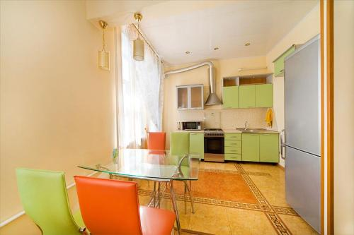 Apartment on Krasnoarmeyskiy