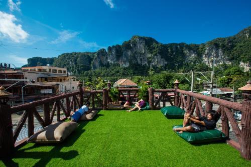 Stayover Hostel Aonang
