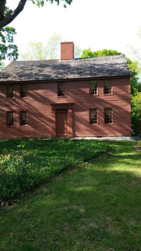 The Major John Gile House c.1763