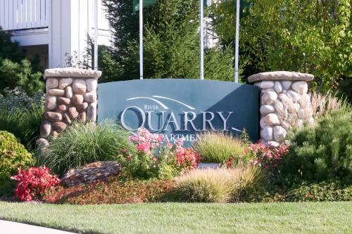 River Quarry 2 Bedroom 2 Bathroom Apartment