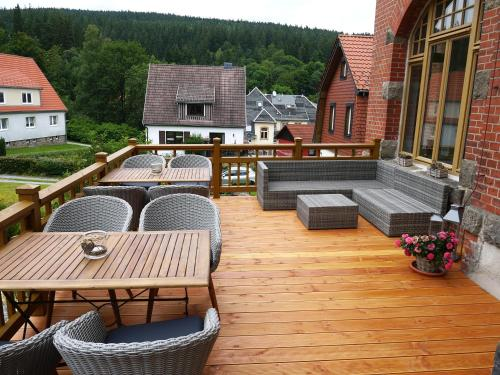 Comfort-Hotel garni Schierker Waldperle
