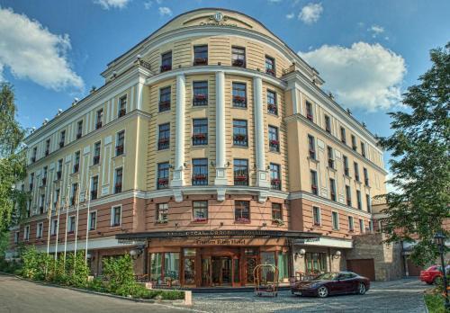 I 10 migliori hotel di lusso di mosca russia for Design hotel mosca
