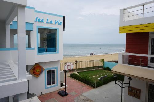 Sea La Vie Covelong Beach Resort