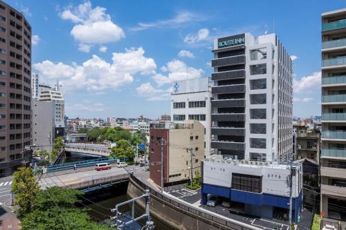 Hotel Route-Inn Tokyo Kamata