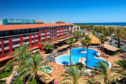 De 10 beste hotels met parkeergelegenheid in Isla Cristina ...