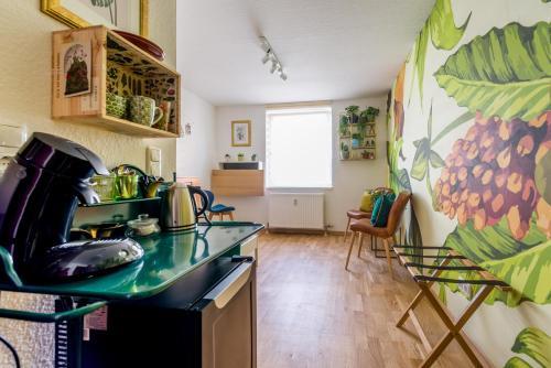 Urban Jungle Design Apartment