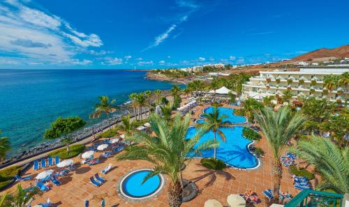 Description for a11y. Hipotels Natura Palace Adults Only. Playa Blanca ...