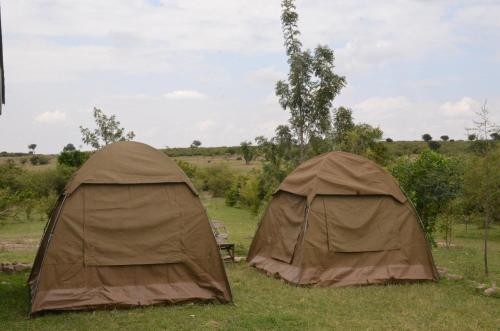 Africa Outdoors camp