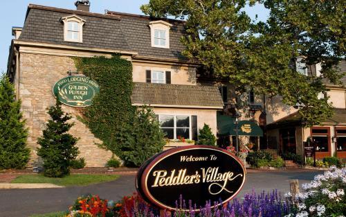 Hotels In Bucks County Golden Plough Inn