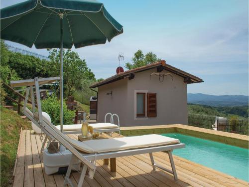 One-Bedroom Holiday home Montecarelli 04