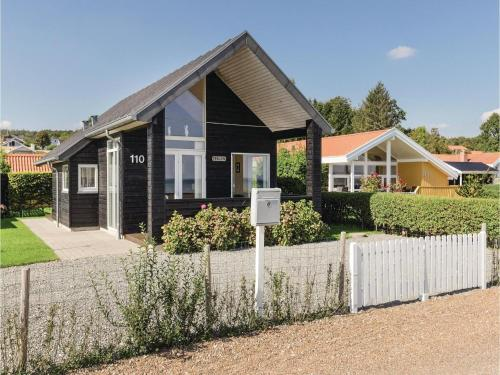 Two-Bedroom Holiday Home in Bjert
