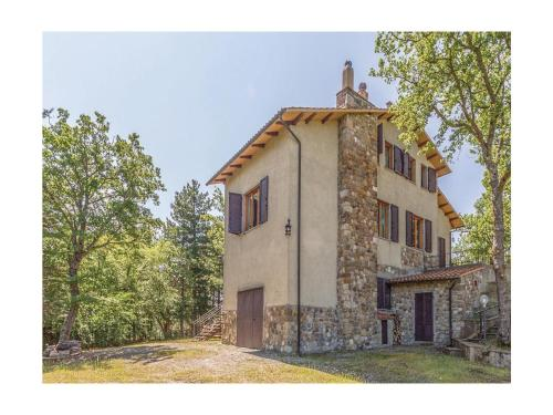 Holiday Home C. D´Orcia -SI- with Fireplace I
