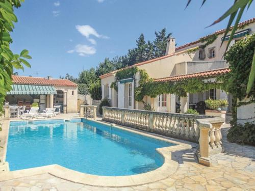 Holiday Home Perols Rue Du Trident D'Or
