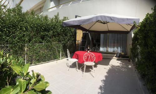 Apartment on Marina baie des Anges