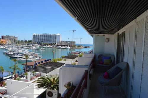 Outstanding view of Marina Vilamoura