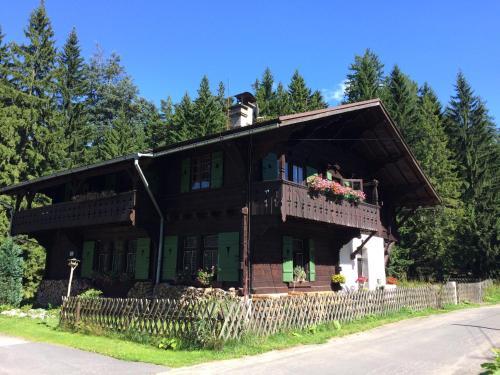 Apartment Chalet Kladska