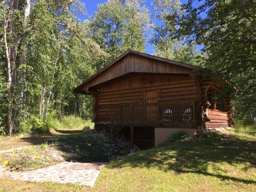 The Cabin at Wells Gray