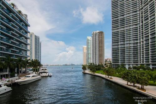 Miami Luxury Condo in Brickell! Free SPA and Gym