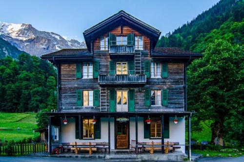 The Alpenhof Guesthouse