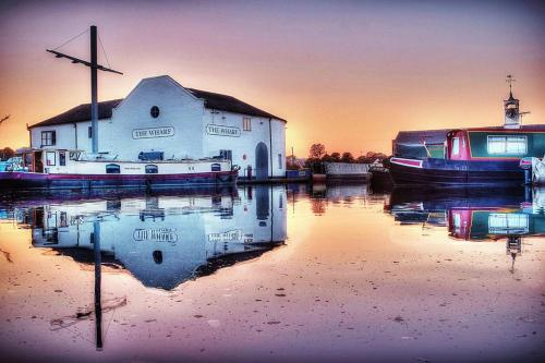 The Wharf Stourport