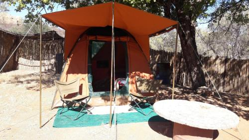 BaseCamp Tented Camp