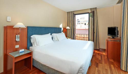 巴塞羅納中心NH酒店