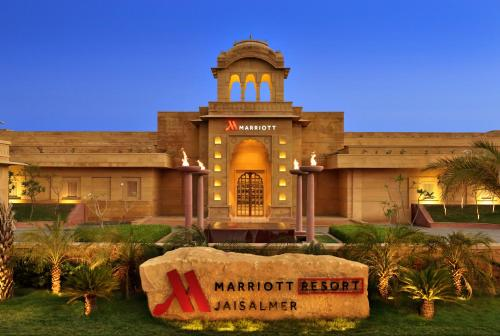 Jaisalmer Marriott Resort Spa