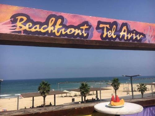 Beachfront Hostel