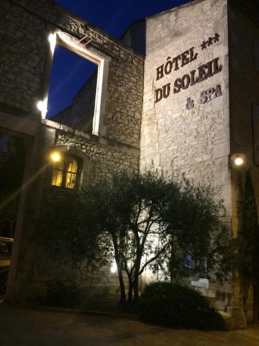 Hotel du Soleil et Spa