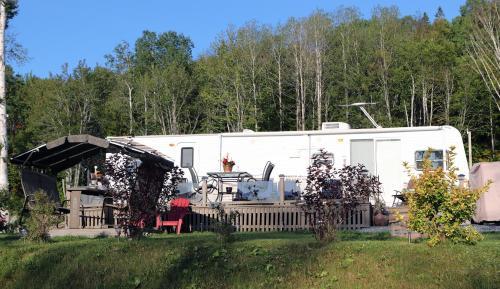 Parc du Mont-Citadelle-Terrain de Camping