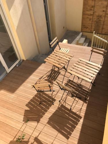 Appartement Design Malmousque