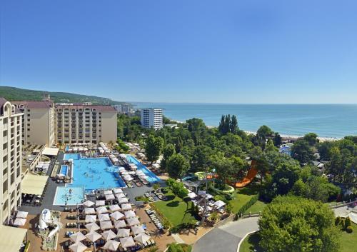 Die 10 Besten 5 Sterne Hotels In Goldstrand Bulgarien Booking Com