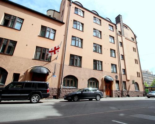 3 room apartment in Helsinki - Itäinen Teatterikuja 1
