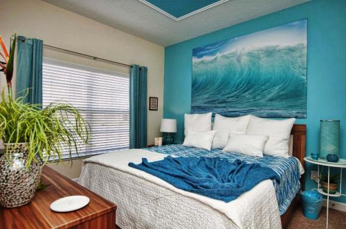 Lovely 4 Bedroom 3 Bathroom private pool Townhome in Paradise Palms Resort 3600LLLMJ