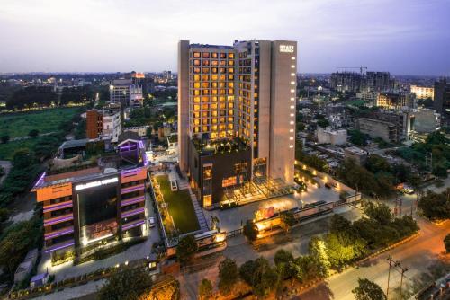 Reserve This 5 Star Hotel Description For A11y Hyatt Regency Lucknow