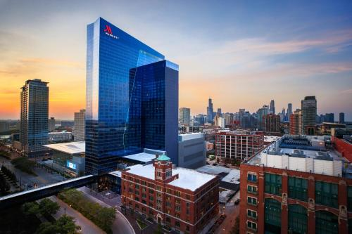 The 10 Best Marriott Hotels In Chicago Usa Booking Com