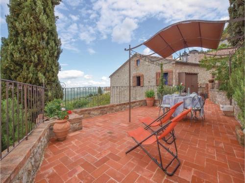 Studio Holiday Home in Castiglione d´Orcia SI