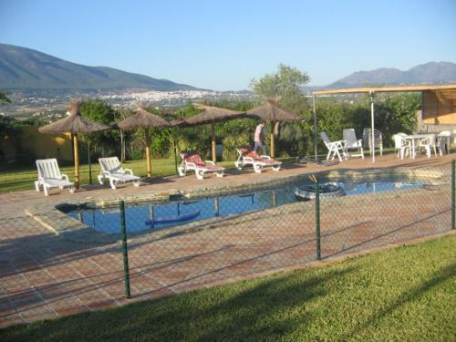 Vakantiehuis Finca rural La Deseada (Spanje Cártama ...