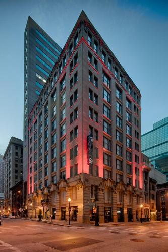 Hotel Rl Baltimore Inner Harbor