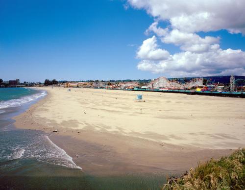 OCEAN FRONT HOUSE @ BEACH Santa Cruz