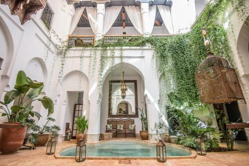 Riad & Spa Demeure Bois précieux