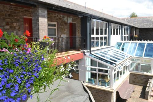 Dare Valley Country Park Accommodation