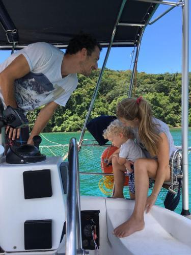 Iate / Veleiro Stokes sailing Paraty
