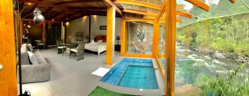 Hosteria Saguamby Mindo