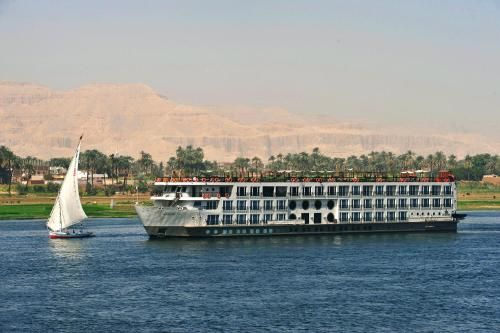 M/S Mayfair Cruise - From Luxor 04 & 07 Nights Each Monday - From Aswan 03 & 07 Nights Each Friday