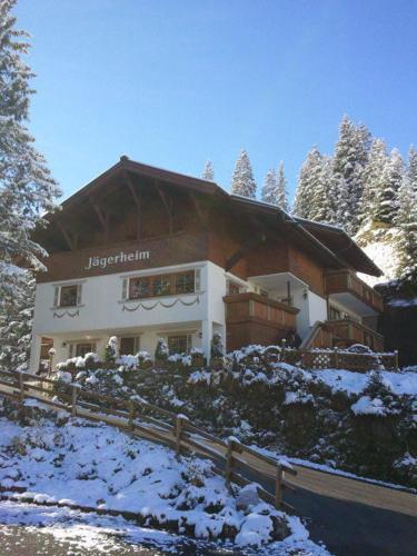 Frühstückspension Jägerheim