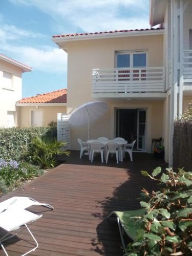 Bisca'House - Maison dans résidence