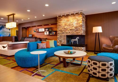 Fairfield Inn & Suites by Marriott Asheville Tunnel Road